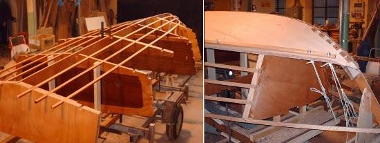 Amateur boat building in houston