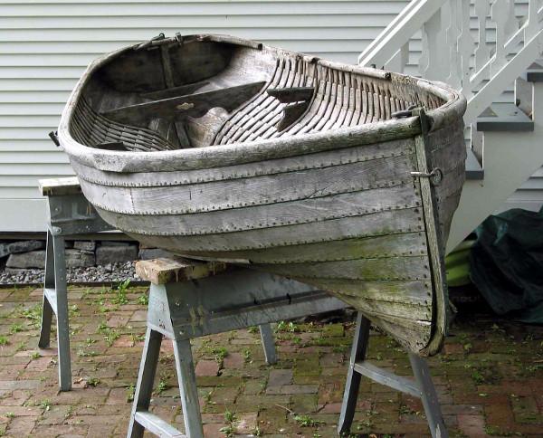 Interesting. Amateur boat building in houston