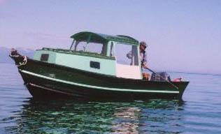 толман лодка