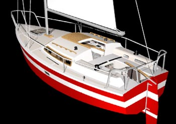 amateur boat building - the virtual design studio