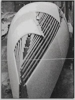 a b b  - amateur boat building - How to build a foam