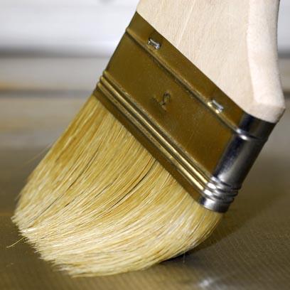 Brushing Varnish