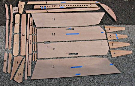Folding+Boat+Plans amateur boat building news - folding dinghy